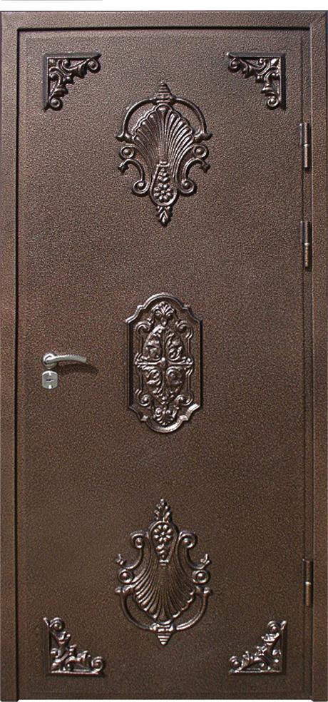 Входная дверь Комфорт 3