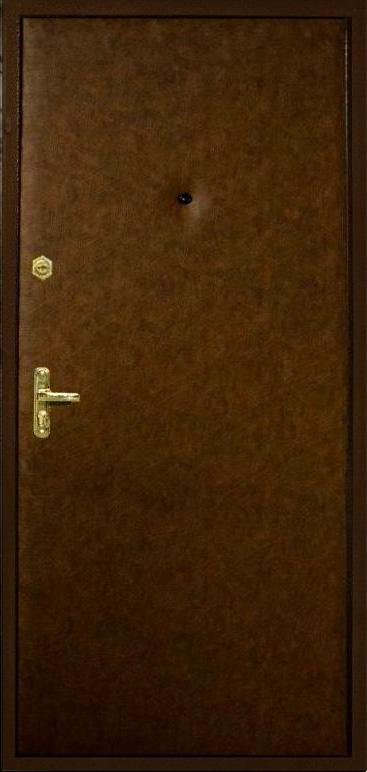 Входная дверь Комфорт 1