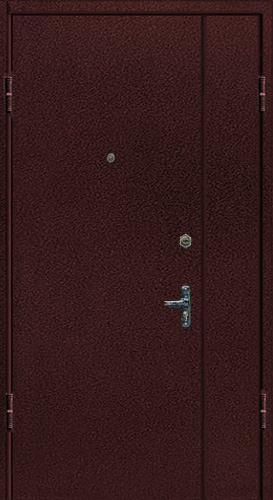 Техническая дверь №2, двустворчатая