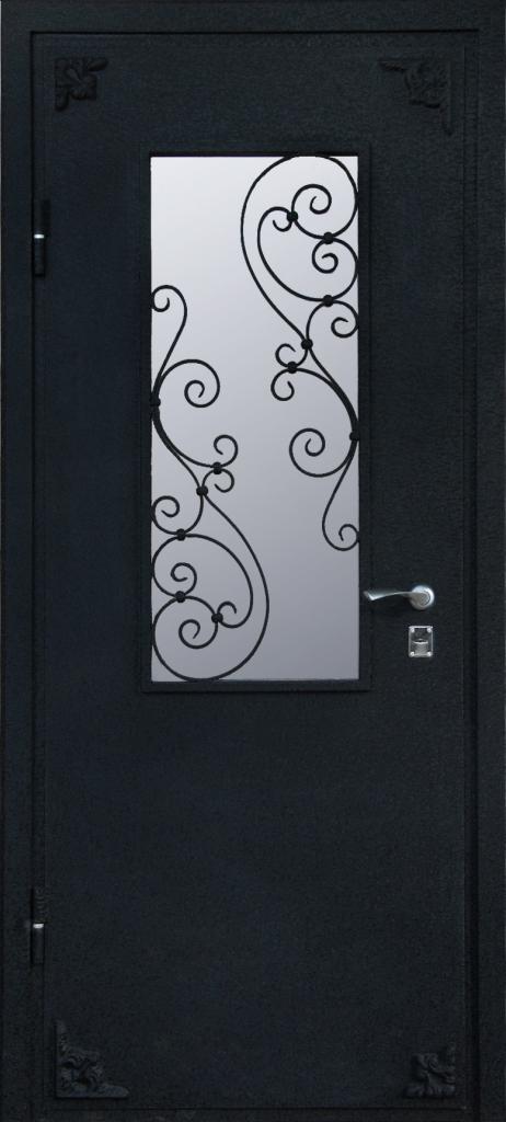 Входная дверь Комфорт 2
