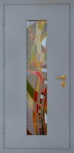 Дверь в частный дом
